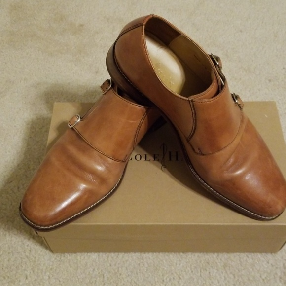 40e017073efc9 Cole Haan Other - Cole Haan Giraldo Double Monk Strap Shoes